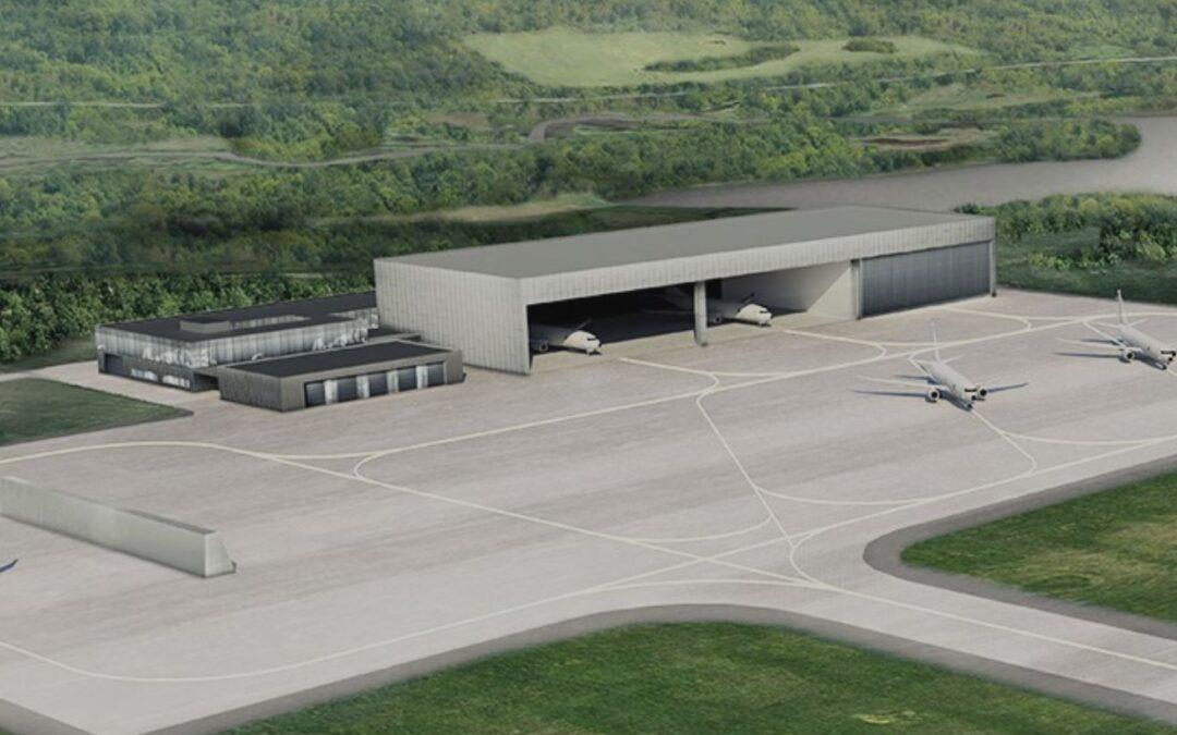 Nye Evenes flystasjon